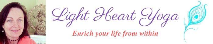 light heart yoga ~ brisbane yoga classes ~ svaroopa yoga