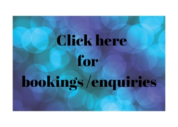 Click here for Bookings Enquiries