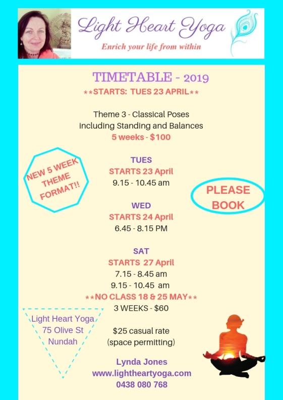 Timetable - Theme 3, 2019 (1)